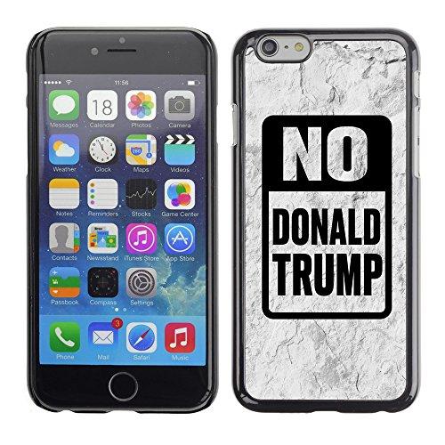 """Print Motif Coque de protection Case Cover // Q04150504 Stop Trump mur de pierre // Apple iPhone 6 6S 6G 4.7"""""""