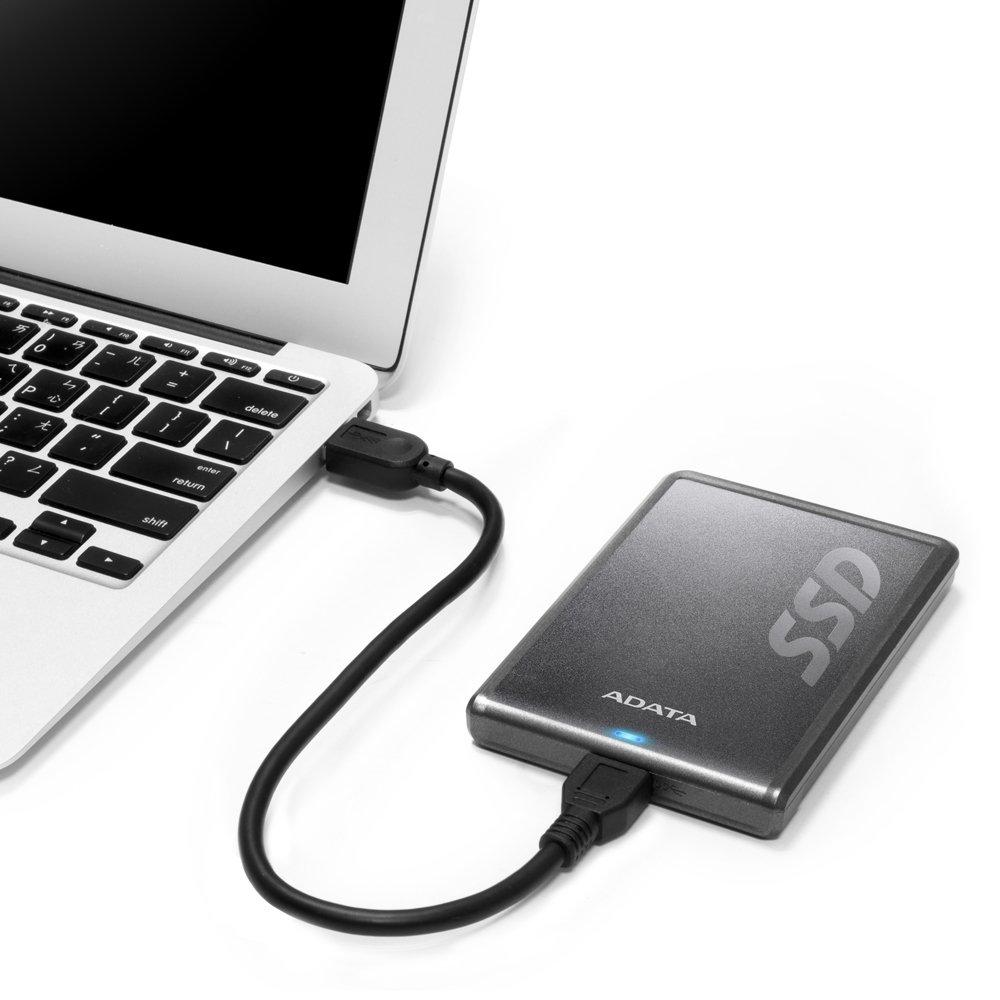 ADATA SV620H 512GB USB 3.0 External Solid State Drive (ASV620H-512GU3-CTI) by ADATA (Image #6)