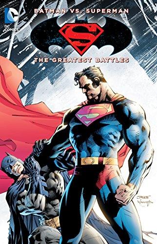 Batman vs. Superman: The Greatest Battles [Various] (Tapa Blanda)