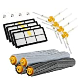 DLD Replacement Parts for iRobot Roomba 800 900 Series 805 860 870 871 880 890 960 980 Vacuum Accessories Kits,Includes Debri