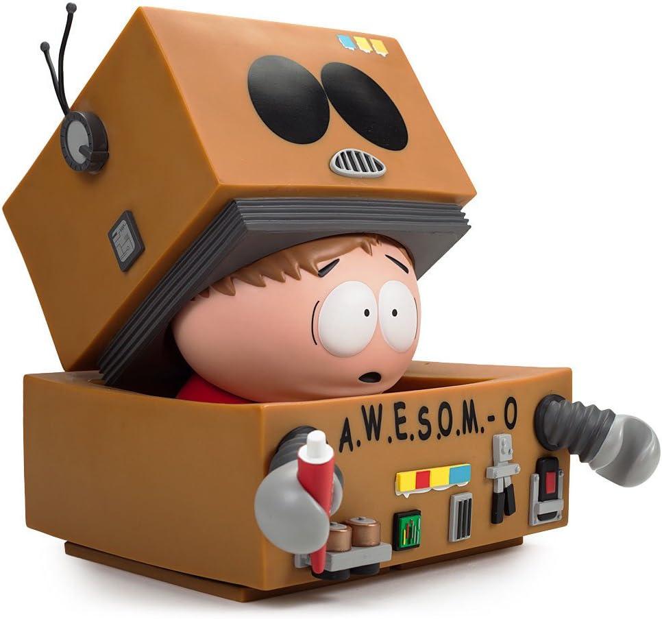 Kidrobot South Park A.W.E.S.O.M.-O 6-inch Medium Vinyl Figure Awesome