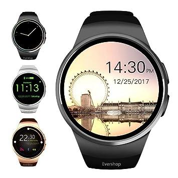 Evershop Smart Watch Reloj Android Phone Watch – Ever Shop Support SIM Watch Phone for Android