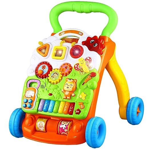 LZTET Baby Walker Primeros Pasos Actividad Bouncer Juguetes ...