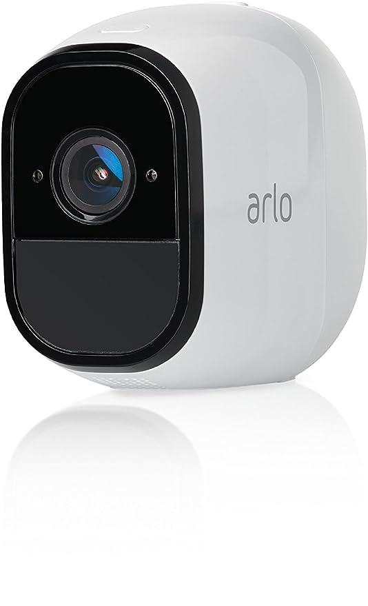 Lovely Arlo Pro VMC4030 Telecamera Di Sicurezza Wifi Aggiuntiva Per Tutti I  Sistemi Arlo, Batteria Ricabile