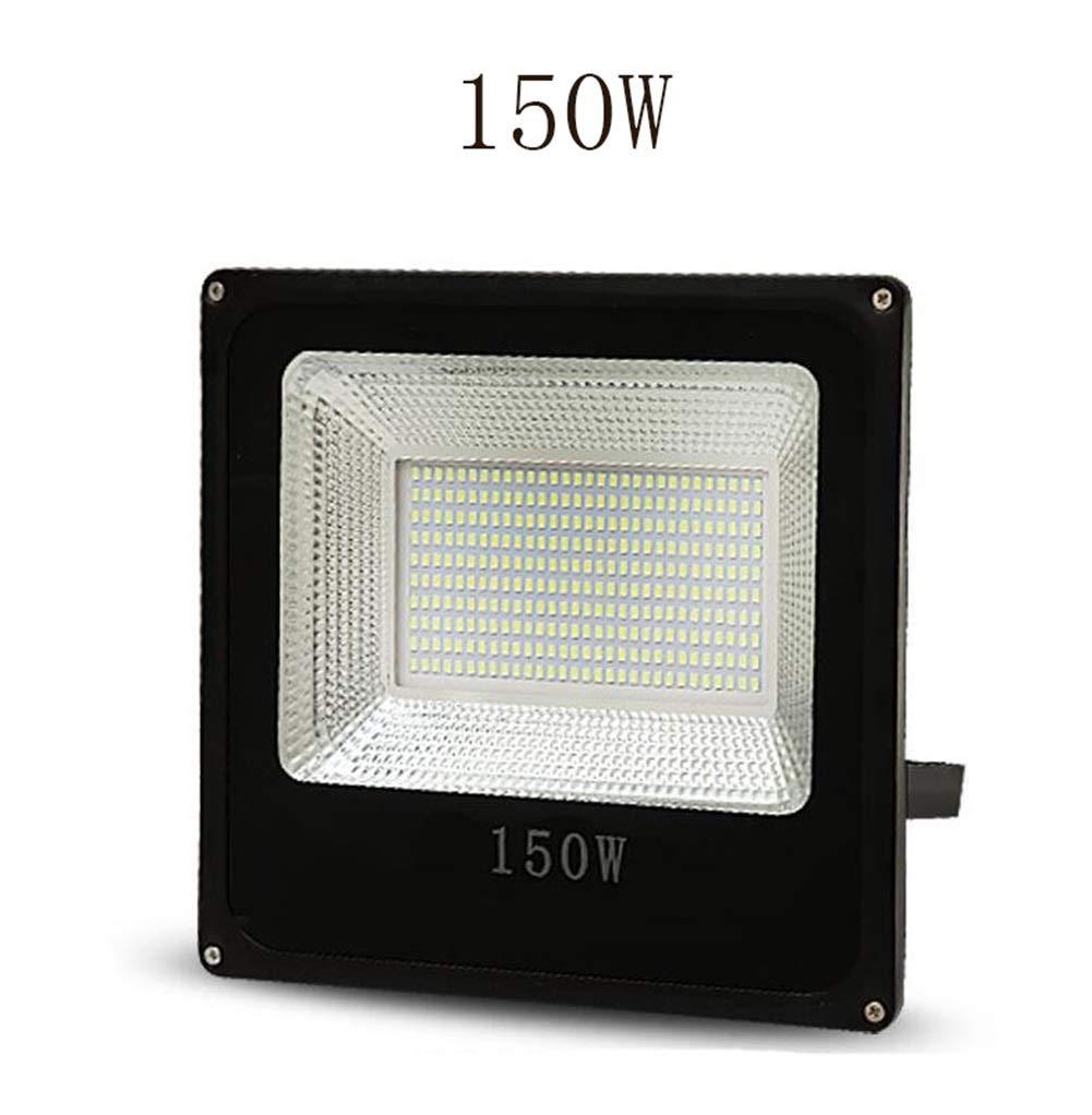LED Faretto Da Esterno,Lampada Di Sicurezza Per Cantieri Da Esterni Impermeabile A Luce Di Proiezione Da Giardino (dimensioni   150W)