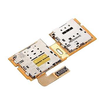TWVXIAOQIXQG Zócalo de Tarjeta For Samsung Galaxy Tab S2 9.7 ...