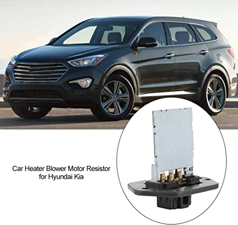 New Replacement for OE Blower Motor Resistor Front fits Hyundai Elantra Sonata Santa Fe