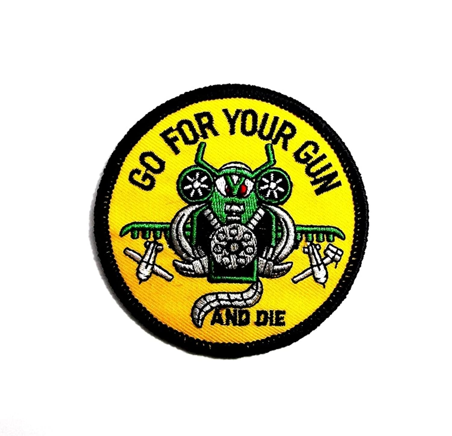 Amazon.com: USAF Air Force A-10 Warthog Embroidered Military Patch ...