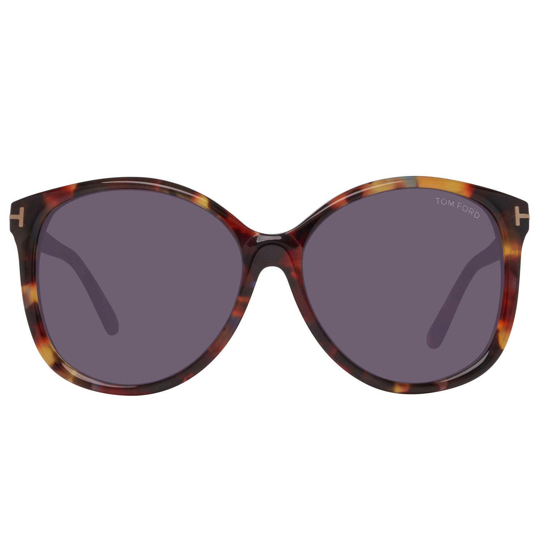 Tom Ford Sunglasses Ft0275 55W 59 Gafas de sol, Marrón ...