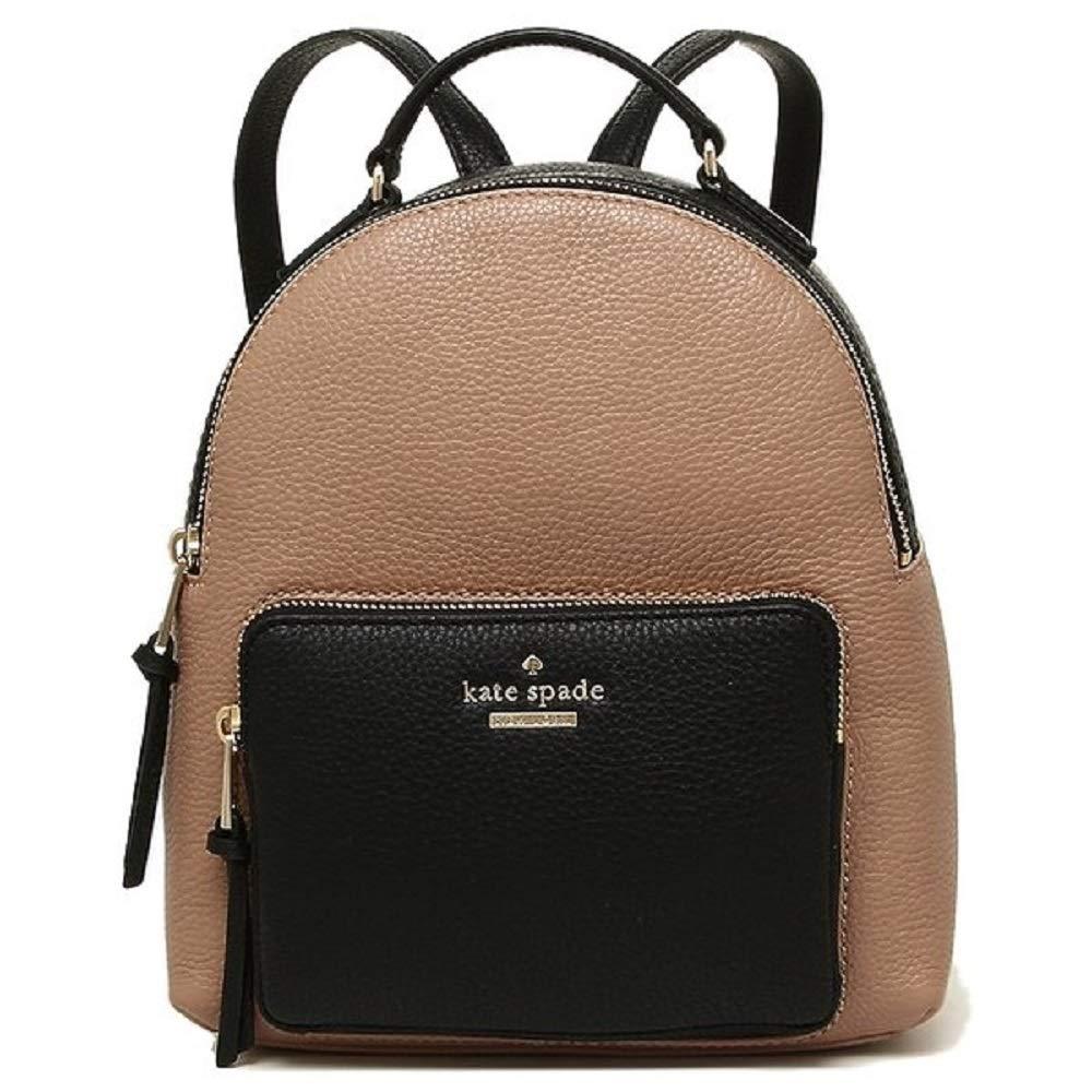 Kate Spade New York Women's Jackson Street Keleigh Backpack, hzl blk