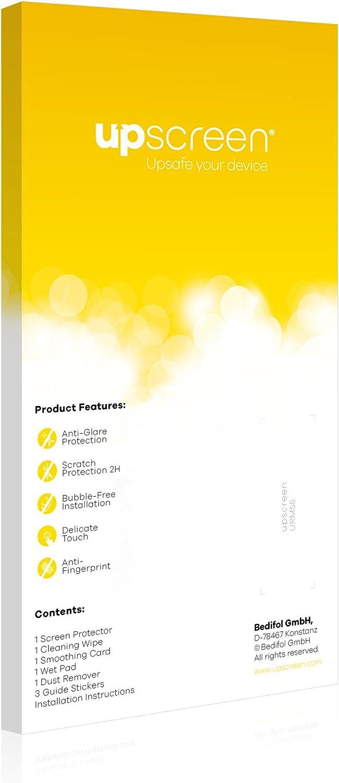 upscreen Entspiegelungs-Schutzfolie kompatibel mit Pioneer XDP-02U Anti-Reflex Displayschutz-Folie Matt