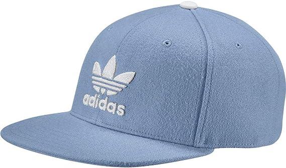 adidas T H Snapback Ca Gorra de Tenis, Mujer, Azul (azucen/Blanco ...
