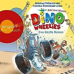 Das große Rennen (Dino Wheelies 2)