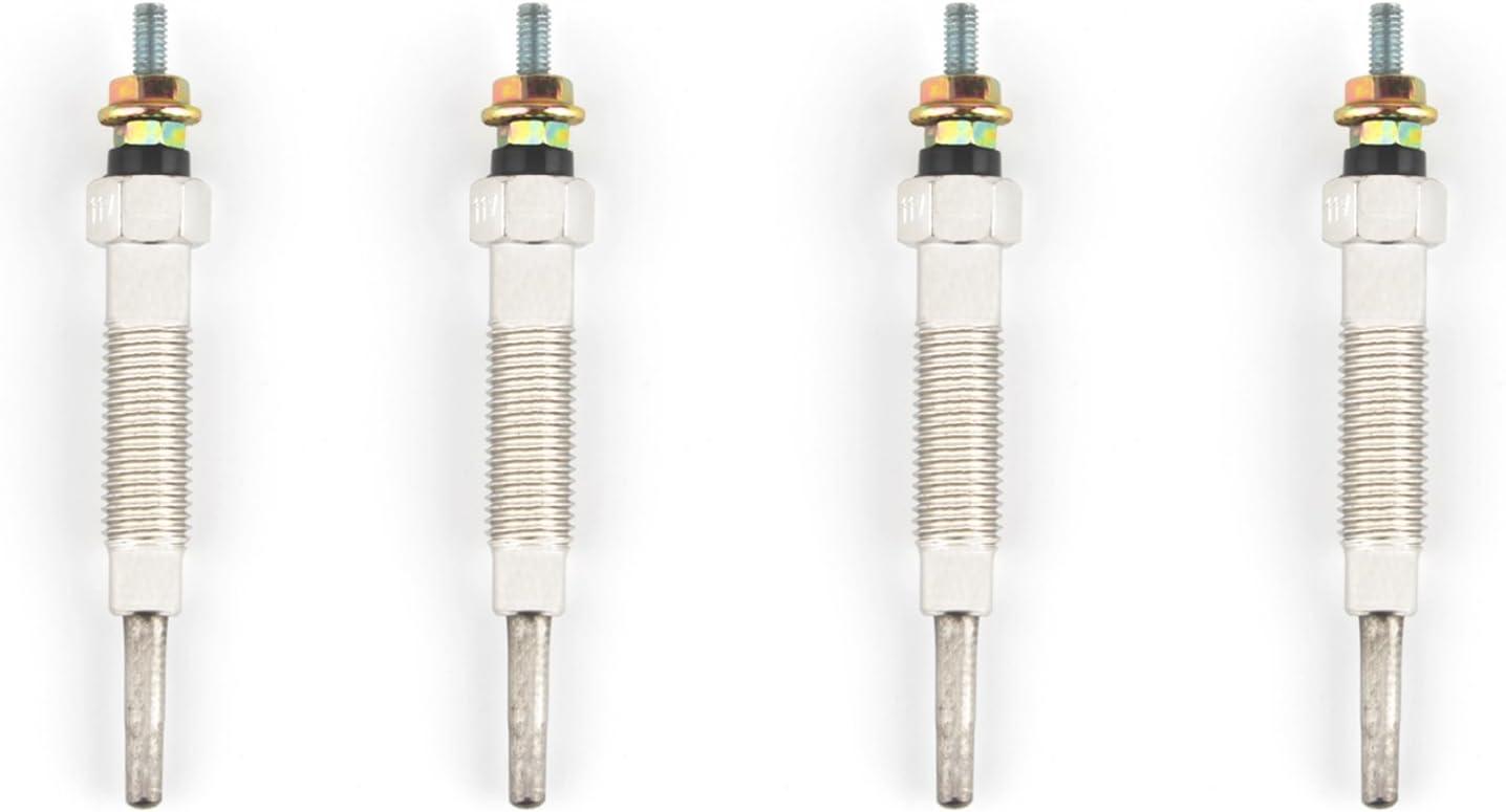 TAKPART Diesel Heater Glow Plugs Set of 4 GP5501 GP7554