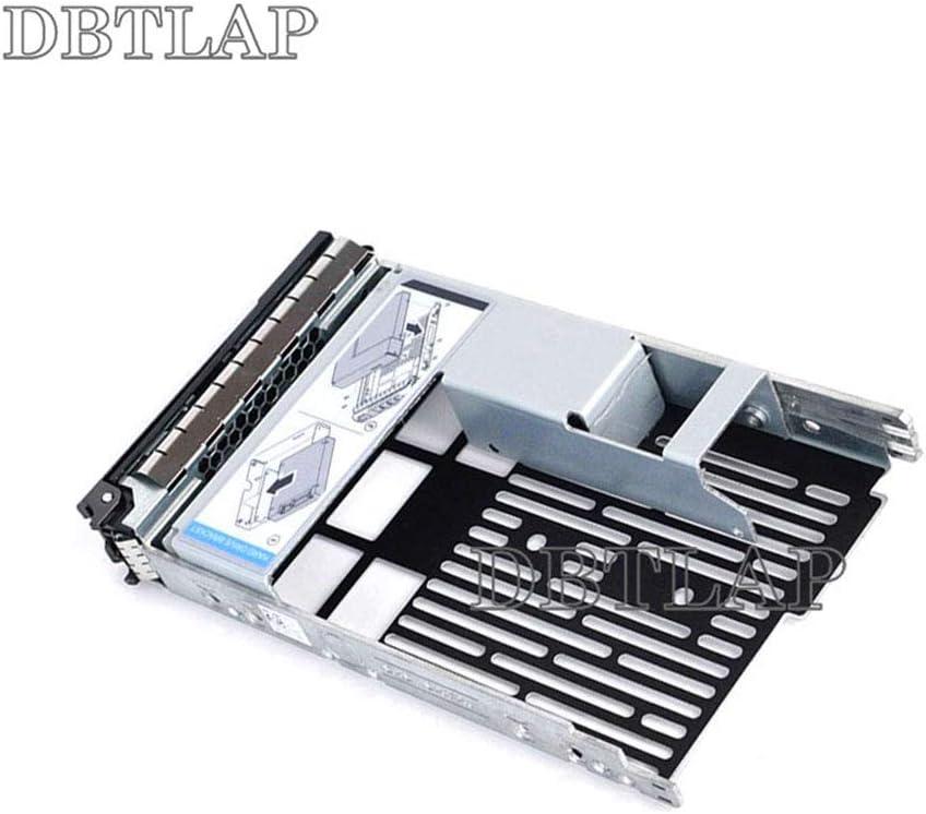 DBTLAP 3.5 Tray Caddy w//2.5 Adapter Bracket Compatible for Dell 9W8C4 Y004G F238F R730 R530 T330 430