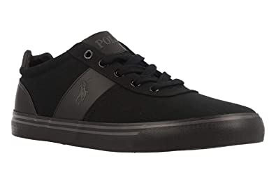 Zapatillas Polo Ralph Lauren Hanford-ne negro: Amazon.es: Zapatos ...