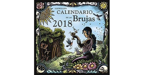 Amazon.com: Calendario de las brujas 2018 (Spanish Edition ...