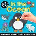 Blue Ocean Spirit Wild /& Frei Sticker Sammelalbum 100 Sticker 20 Tüten