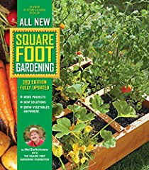 In All New Square Food Gardening, 3rd Edition, the best-selling gardening book in North America is re-launched and updated for the next generation of gardeners and beyond. Since Square Foot Gardening was first introduced in 1981, the revoluti...
