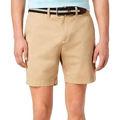 Tommy Hilfiger Mens Summer Walking Skimmers Beige 34 at Men's Clothing store