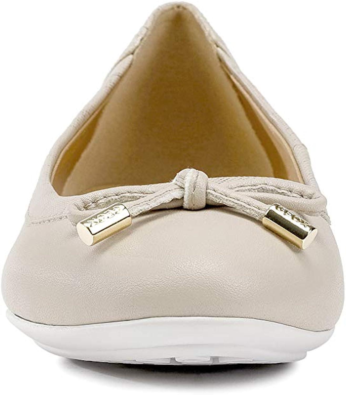 Geox Charlene D84Y7A Femme Ballerines,Ballerines Classiques,Dame Ballerines,Chaussures d/ét/é,/Él/égant,Arc,Loisirs
