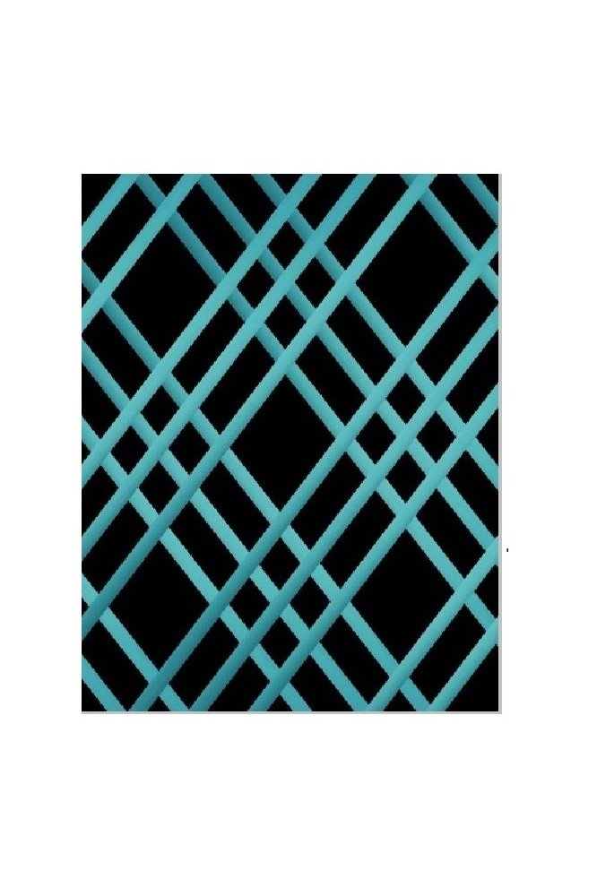 Bulletin-Memo Board and Picture Frame: Black and Teal (Small (15'' x 20'')) by Frame-For-All