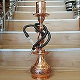 Premium Copper Hoohak Sisha Nargila 18,5''