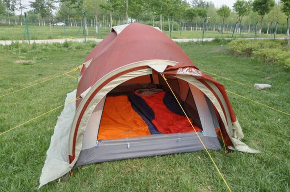 Gruppentunnel Campingzelt mit Sonnendach 5000 mm Wassersäule Festival Beach Backpacking Backpacking Backpacking Trekking Wasserdichtes Outdoor-Kuppelzelt 2 Personen Winddichter Schneehütte B07PY3LVPH Kuppelzelte Beliebte Empfehlung 6f0a8a