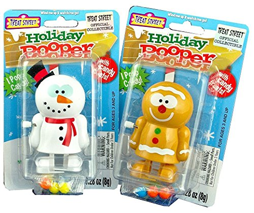 Gingerbread AND Snowman Holiday Pooper's, Hard to Find