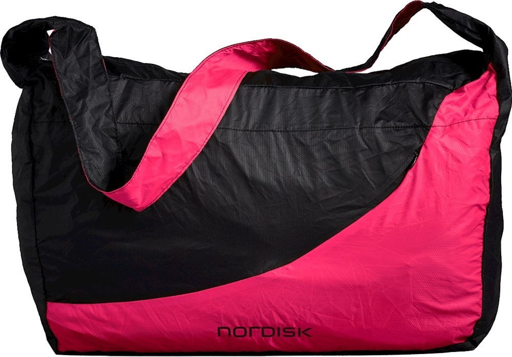 Nordisk Malmö shoulder bag–25Litre Ultra Light for Outdoor, Travel, Leisure, Jogging, Walking, Shopping, 100g, Nylon Rip-Stop Packable, Unisex, 133083 yellow 25 NORDH|#Nordisk