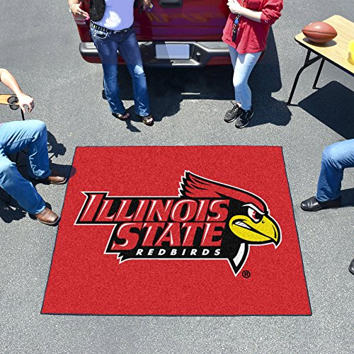Illinois State Tailgater Rug 60