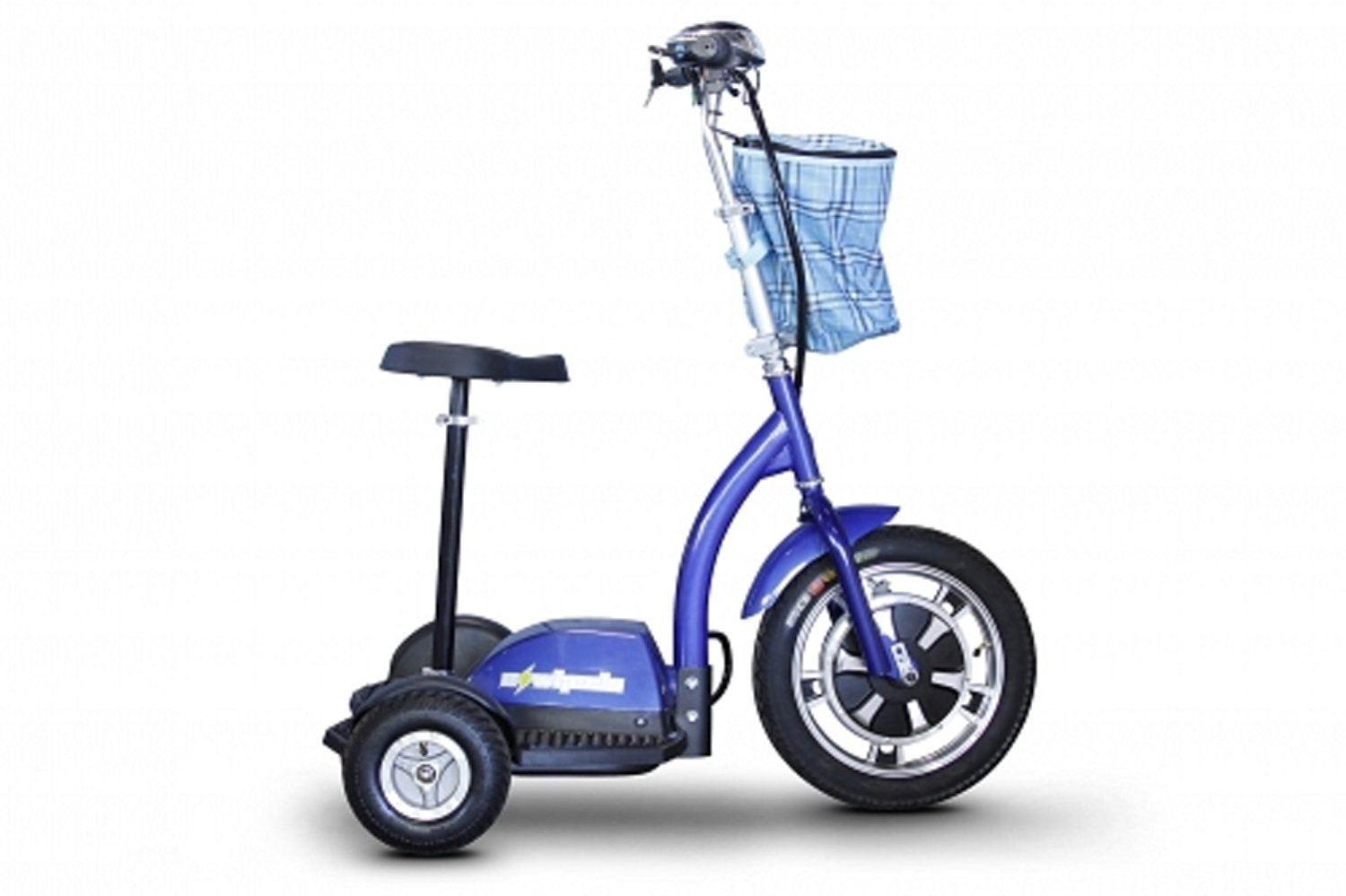 Amazon.com: e-wheels, ew-18 Stand N Ride Scooter 3-Wheel ...