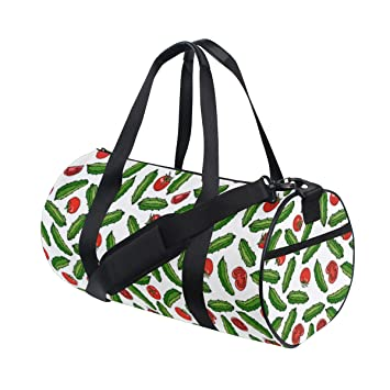 Amazon.com: Cucumbers - Bolsa de deporte para el gimnasio ...