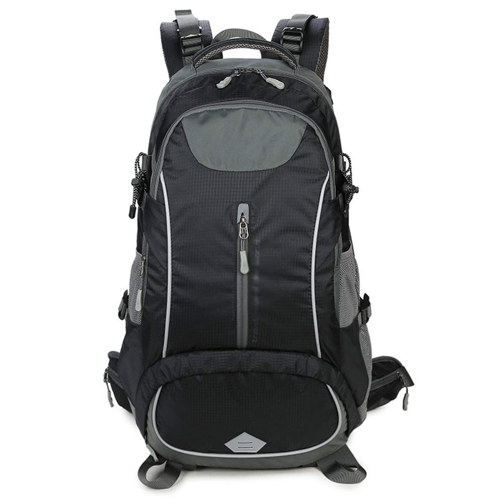 RMXMY シンプルなトレンド、スタイリッシュで汎用性の高いラップトップバックパック、女性と男性のための多機能ポケットを含む耐久性のある旅行バックパック (色 : D)  D B07QPH68NF