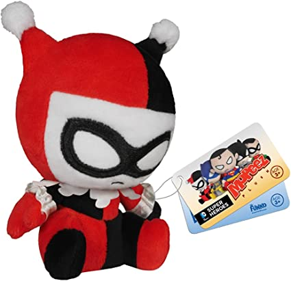 Heroes Funko Mopeez Harley Quinn Action Figure 5592 Accessory Toys /& Games