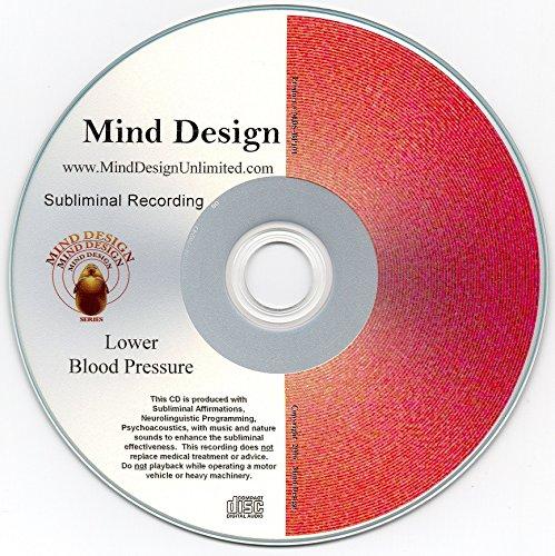 Reduce High Blood Pressure Subliminal CD ()