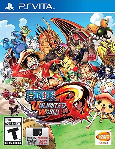 One Piece Unlimited World Red - Playstation Vita by Bandai