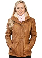 Sola Womens Leather Jacket