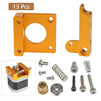 YOTINO Impresora 3D MK8 bloque izquierdo de marco de aluminio ...