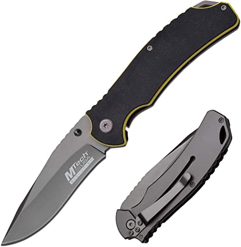 MTech Evolution Spring Assisted Knife – MTE-A023-BYP