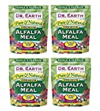 Dr. Earth Pure & Natural Alfalfa Meal 3 lb (Вundlе оf Fоur)