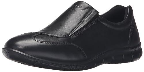 Ecco Babett, Mocasines, Mujer, Negro (Black1001), 40 EU: Amazon.es: Zapatos y complementos