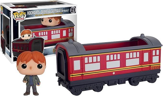 Funko 5973 Harry Potter Hogwarts Express Engine Pop Figure