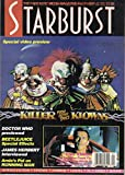 STARBURST Magazine - September 1988 (Vol. 11 / No. 1 / Issue 121)