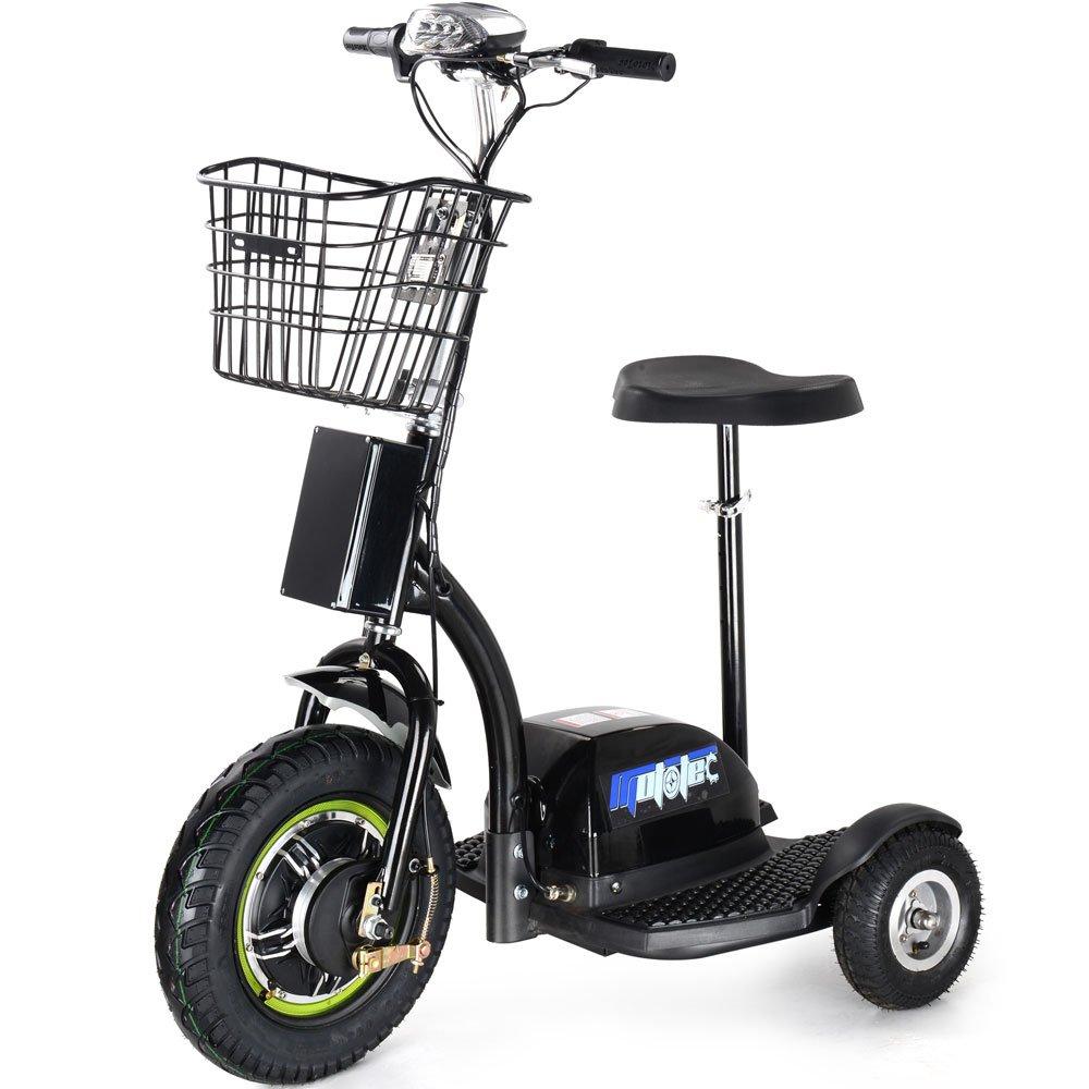 MotoTec Electric Trike 48V 500W by MotoTec