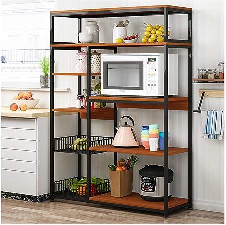 Estantes de cocina estante Unidad de almacenamiento de ...
