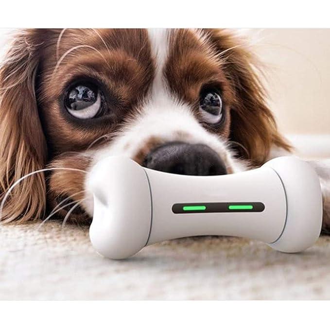 Juguetes Para Gatos&Perros,Inteligente Interactivos Juguete Para Pequeños Y Grandes Perro&Gato - 9 Modos Deportes - 12 Sistema Emocional - Material Seguro ...