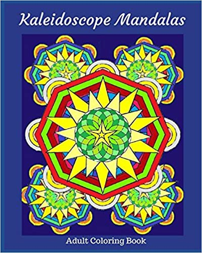 Como Descargar En Utorrent Kaleidoscope Mandalas: Adult Coloring Book Formato Kindle Epub