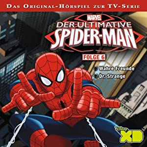 Der ultimative Spiderman 6 Hörspiel