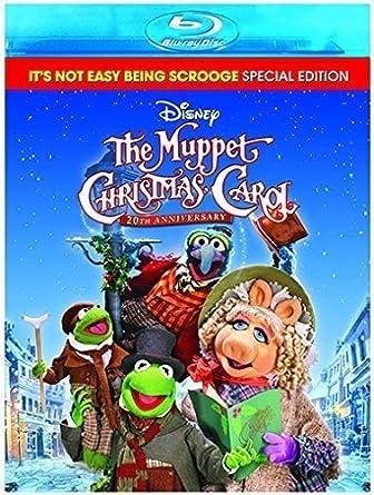 muppet christmas carol blu ray
